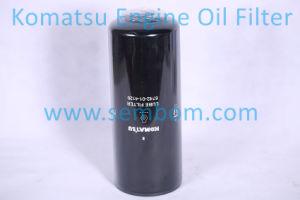 High Performance Engine Oil Filter for Komatsu Excavator/Loader/Bulldozer pictures & photos