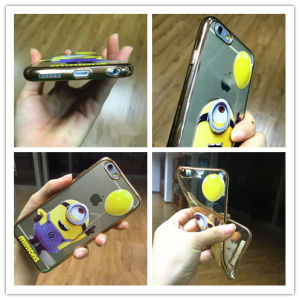 Printing and Plating Cell Case for iPhone6/6s Cover pictures & photos