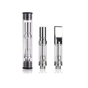 OEM/ODM Top Airflow Ceramic Coil / Thc Hemp Oil Atomizer/ Glass Cbd Oil Cartridge Ce-05 pictures & photos