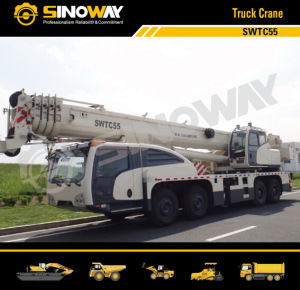 Mobile Crane with 55 Ton Lifting Capacity (SWTC55) pictures & photos