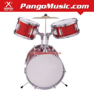 3-PC Child Red Drum Set (Pango PMBJ-290) pictures & photos