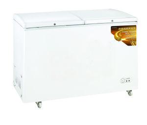 Cheering Wholesale Sliding Glass Door Chest Freezer pictures & photos