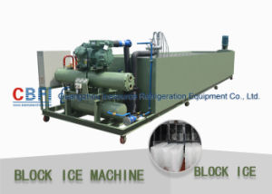Hot Sale Commercial Icee Block Maker 3000 Kg /Day pictures & photos