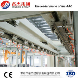 Autoclaved Aerated Concrete Block Manufacturing Equipment pictures & photos