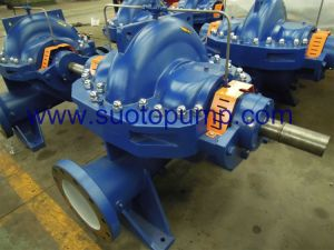 Omega Horizontal Split Casing Centrifugal Pump pictures & photos
