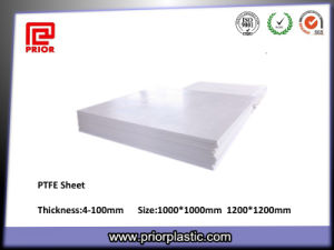 Plastic Teflon Sheet for Sealing Ring pictures & photos