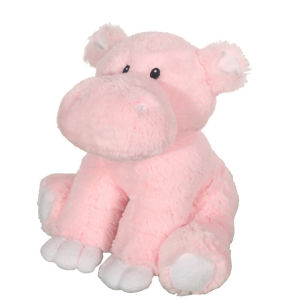 Custom Made Super Soft Stuffed Toy Plush Hippo pictures & photos