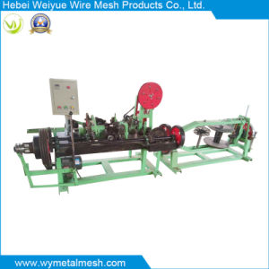 Barbed Wire Machine for Single or Double Line Barbed Wire pictures & photos