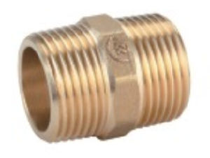 Brass Fittings Male Coupling Copper Tb-04 pictures & photos