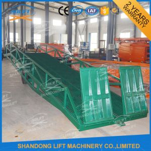 Hydraulic Dock Leveler with CE pictures & photos