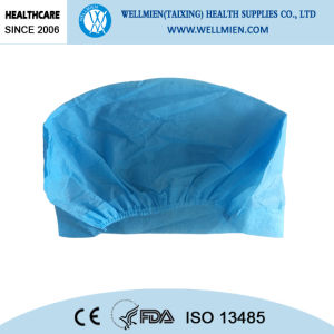 Disposable Doctor Nonwoven Surgical Caps pictures & photos