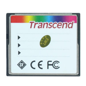 4G Transcend Compactflash Compact Flash Memory CF200I 4GB Industrial Grade CF Card pictures & photos