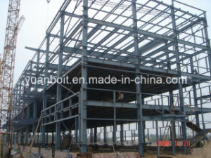 4-Layer Framework Structure Building (8352M2) pictures & photos