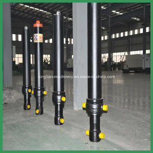 Telescopic Hydraulic Cylinder for Dump Truck pictures & photos