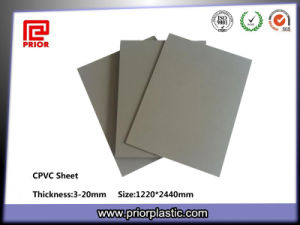 CPVC Sheet with Good Chemical Resistance pictures & photos