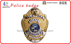 2017 New Police Badges pictures & photos