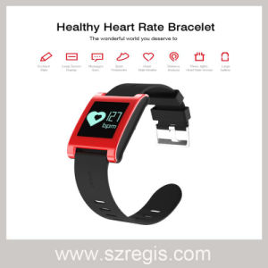 Explosion Widescreen Blood Pressure Heart Rate Waterproof Bluetooth Bracelet pictures & photos