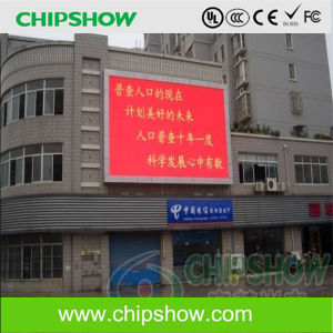 Chipshow AV10 Full Color Large Advertisement LED Display pictures & photos