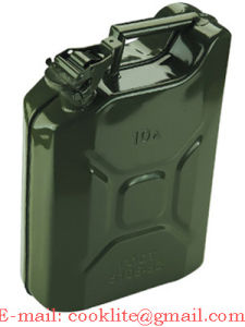American Style Jerry Fuel Can / Nato Jerry Gas Can (10L) pictures & photos
