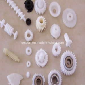 High Quality Plastic Part by Injection Molding