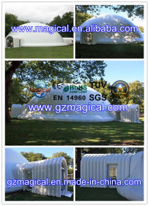 Inflatable Single Layer Air Dome Tent Price (MIC-113) pictures & photos
