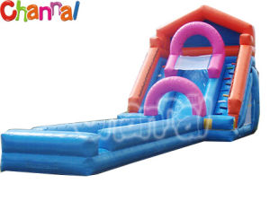 Inflatable Water Slide N Slip/Inflatable Water Slide with Pool Bb148 pictures & photos