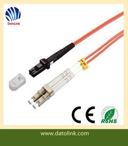 MTRJ-LC Duplex Fibre Optic Patch Cables pictures & photos