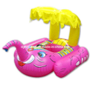 Inflatable Float,Happy Elephant Baby Pool Float (FG-IF-005)