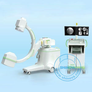 High Frequency Mobile Digital C-Arm System (CX7000C) pictures & photos