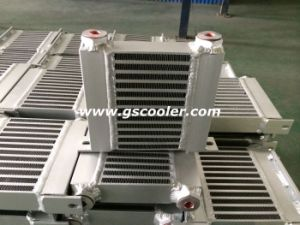 Plate Bar Cooling System for Pump Oil pictures & photos