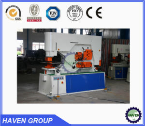 HAVEN Brand Q35Y Series Hydraulic Iron Worker pictures & photos