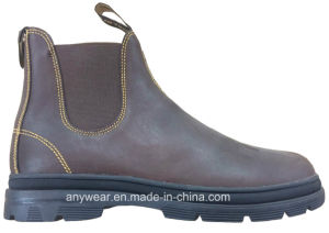 Men Leather Comfort Footwear Fashion Boots (815-4786) pictures & photos
