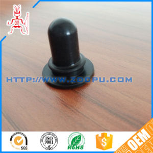 Square OEM 4mm Hole Rubber Plug pictures & photos