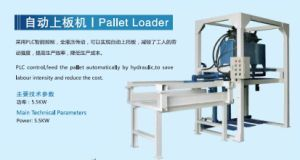 Block Machine (pallet loader) pictures & photos