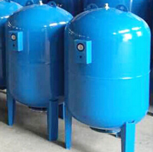 500L Steel Pressure Tank for Industrial RO Water Purification pictures & photos