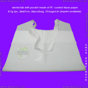 Disposable Dental Patient Bib pictures & photos