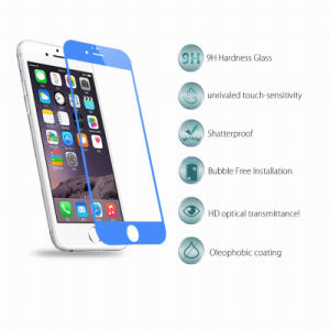 Shatterproof Tempered Glass Screen Protector for iPhone 6 pictures & photos