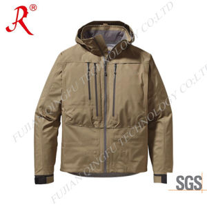Men′s Hot Sale Waterproof Fishing Wading Jacket (QF-9065) pictures & photos