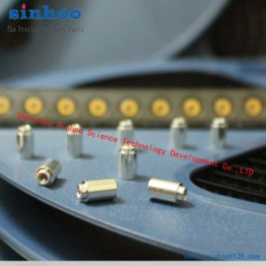 Smtso-M3-7et, SMD Nut, Surface Mount Fasteners SMT Standoff, SMT Spacer, Reel Package, Stock pictures & photos