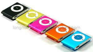 Portable Clip MP3 Shuffle Player/MP3 Player (LY-P3001)