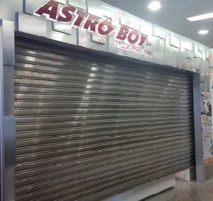 Commercial High Speed Roller Shutter Door (BH-SD25) pictures & photos