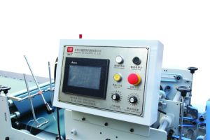 Xcs-1100PC Prefolding and Lock Bottom Folder Gluer Machine pictures & photos