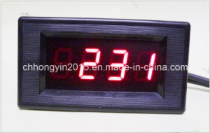 Dl69-20 LED Digital Panel Voltmeter pictures & photos