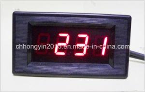 Dl69-20 LED Digital Panel Voltmeter pictures & photos