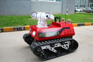 Wireless Image Acquisition Firefighting Robot pictures & photos
