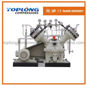 Diaphragm Compressor Oxygen Compressor Booster Nitrogen Compressor Helium Compressor Booster High Pressure Compressor (Gv-4/4-150 CE Approval) pictures & photos