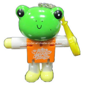 Plastic Frog Figure (OEM) pictures & photos