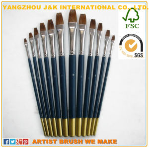 High Quality Ox Hair Oil Painting Artist Brush