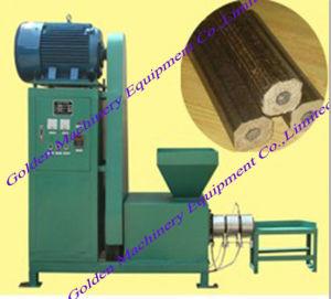 Chinese Wood Sawdust Stalk Briquette Press Machine pictures & photos