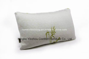 2017 Popular Bamboo Shredded Memory Foam Pillow pictures & photos